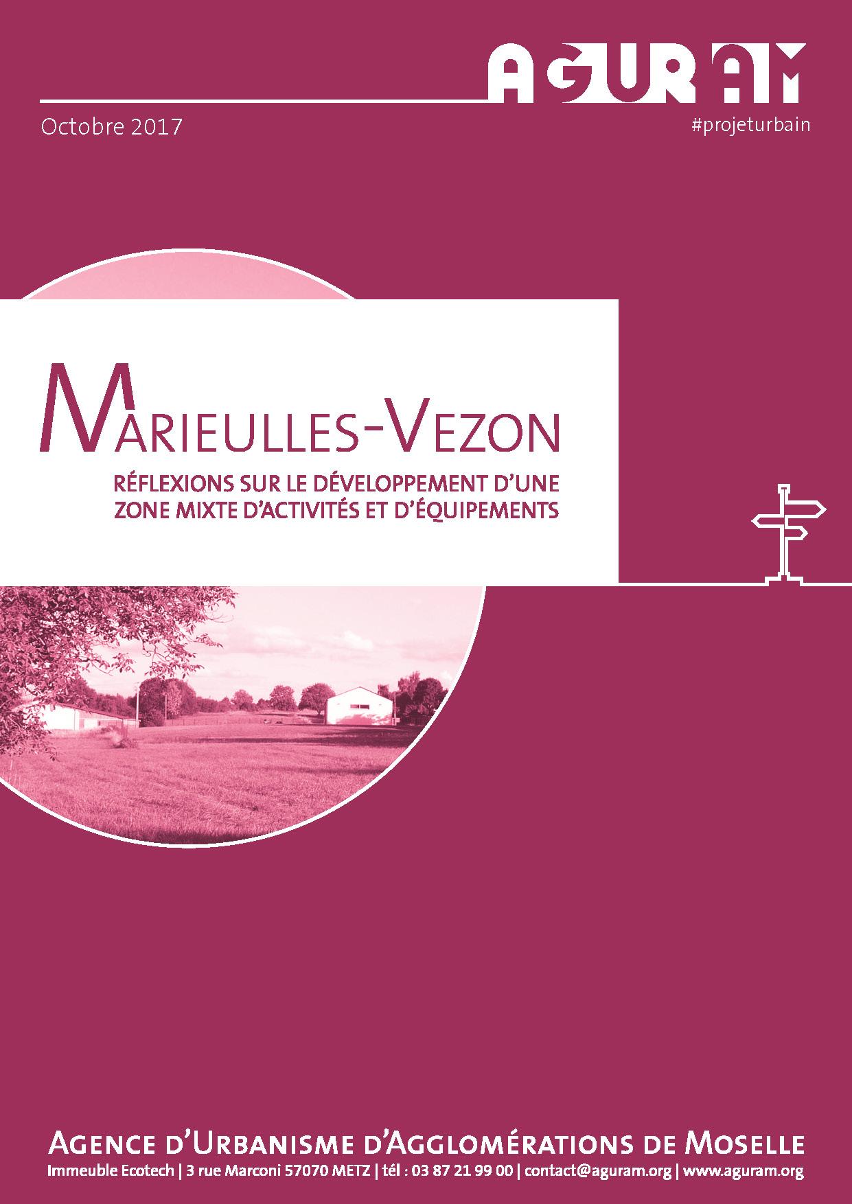 Marieulles-Vezon, vers une Zone mixte d'activités et d'équipements ?