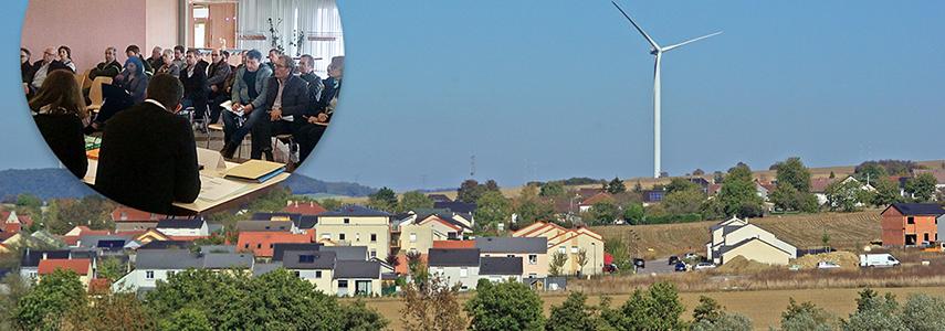 La Houve-Pays Boulageois lance son Plan climat air énergie territorial
