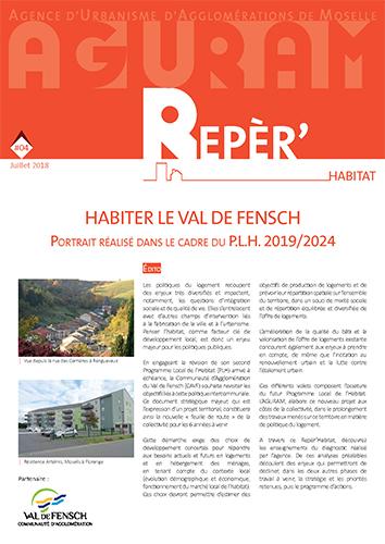 Reper'Habitat / Habiter le Val de Fensch
