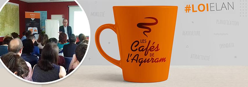 Loi Élan/planification : café de l'AGURAM