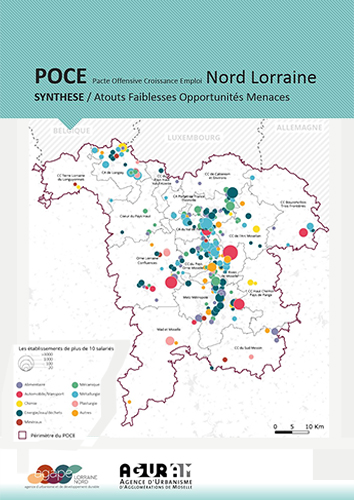 POCE Nord-Lorraine : identifier des enjeux stratégiques partagés