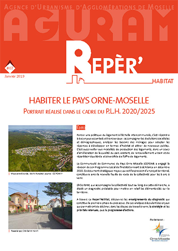 Reper'Habitat / Habiter le Pays Orne-Moselle