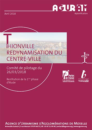 Thionville / Faire battre le cœur de ville – 1ère phase d'étude