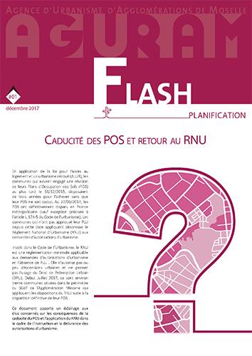 Caducité des POS et retour au RNU – Flash planification #01