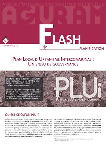 Le PLUi : un enjeu de gouvernance – Flash planification #03