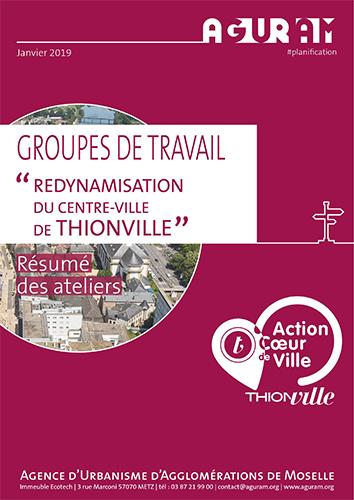 Thionville / Synthèse des groupes de travail – redynamisation du centre-ville