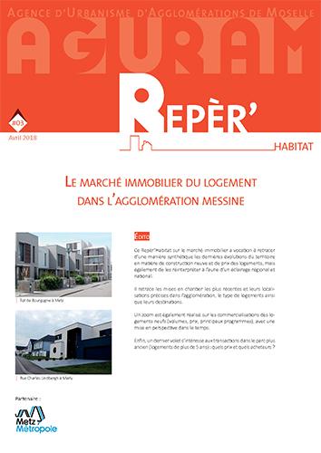 Reper'Habitat / Le marché immobilier du logement dans l'agglomération messine