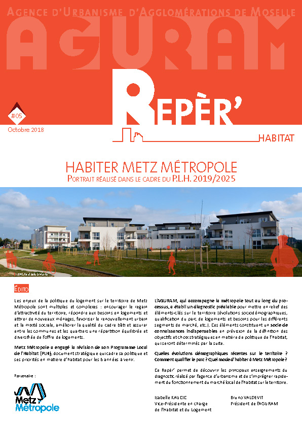 Reper' Habitat / Habiter Metz Métropole