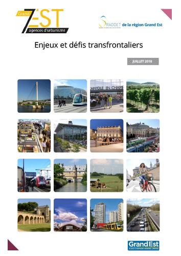SRADDET / Contributions thématiques des agences d'urbanisme du Grand Est