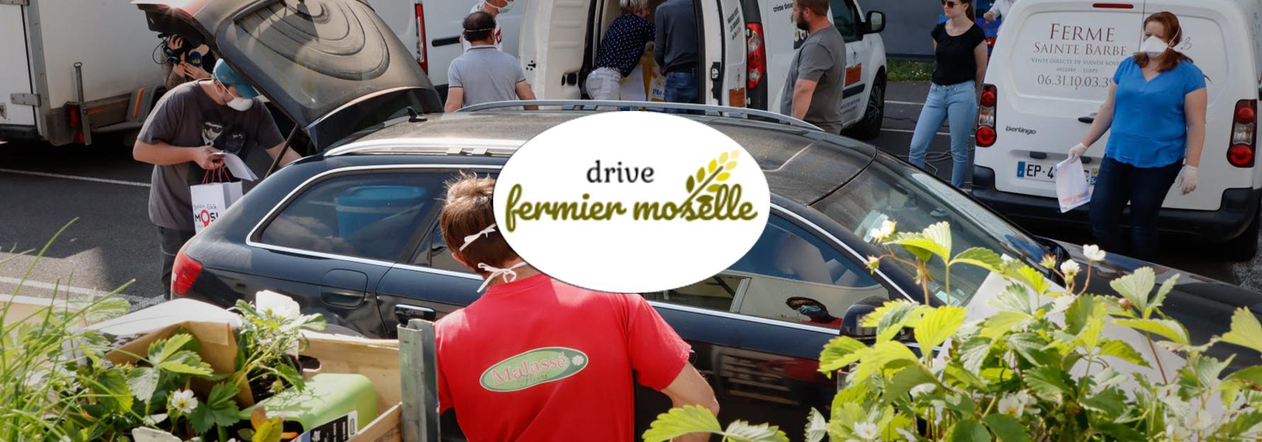 ALIMENTATION LOCALE ET DURABLE : UN DRIVE FERMIER OUVRE EN MOSELLE