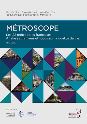 Métroscope, un outil pour décrypter les dynamiques des métropoles françaises