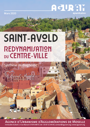 SAINT-AVOLD : SYNTHÈSE DU DIAGNOSTIC DE REDYNAMISATION DU CENTRE-VILLE