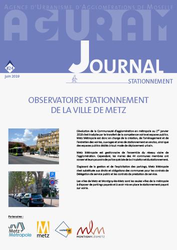 JOURNAL DU STATIONNEMENT DE LA VILLE DE METZ N°24