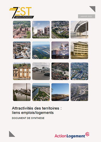 Attractivités des territoires : liens emplois/logement