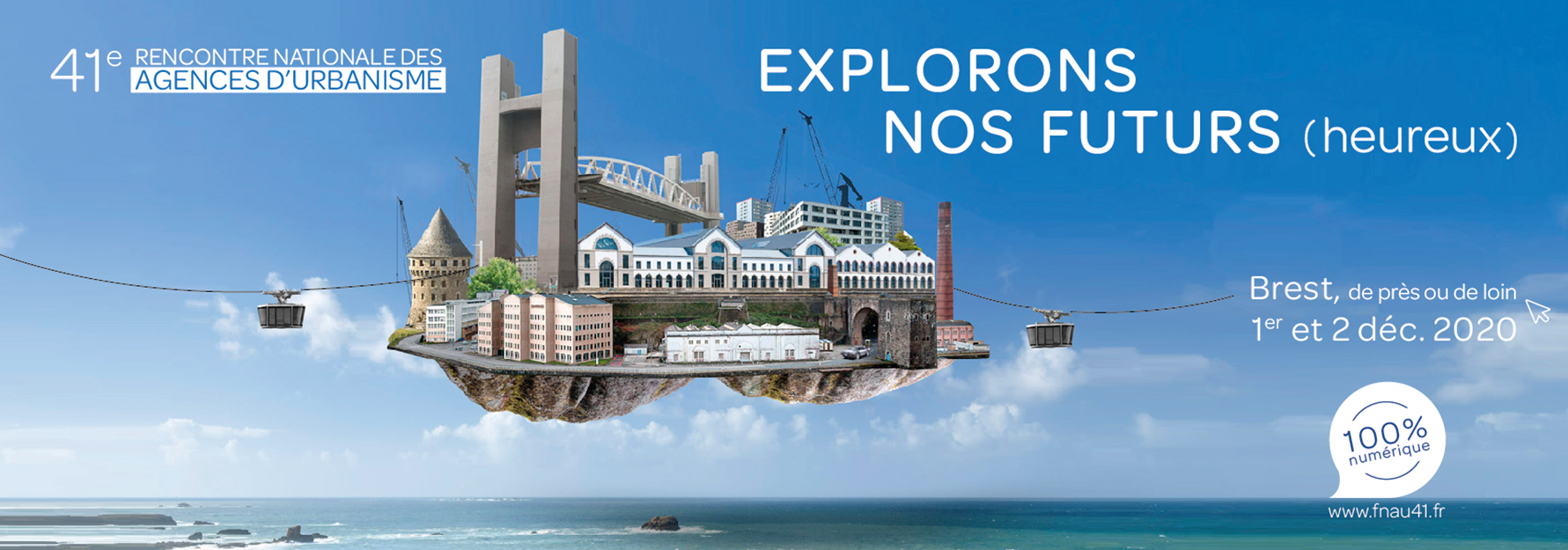 Explorons nos futurs (heureux) : retour sur la 41e Rencontre des agences d'urbanisme