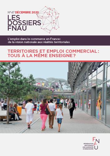 Territoires et emploi commercial: tous à la même enseigne?