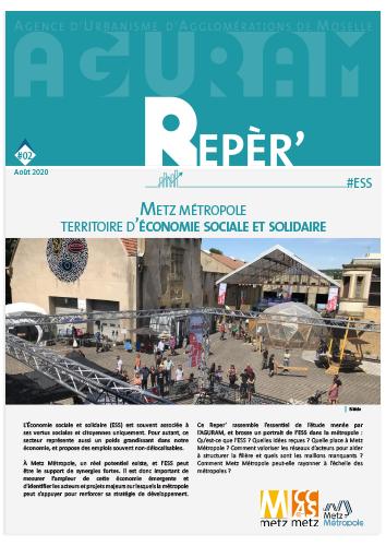 METZ MÉTROPOLE, TERRITOIRE D'ÉCONOMIE SOCIALE ET SOLIDAIRE