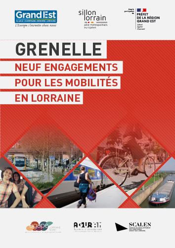 MOBILITÉS : 9 ENGAGEMENTS POUR FAIRE AVANCER LA LORRAINE VERS 2030