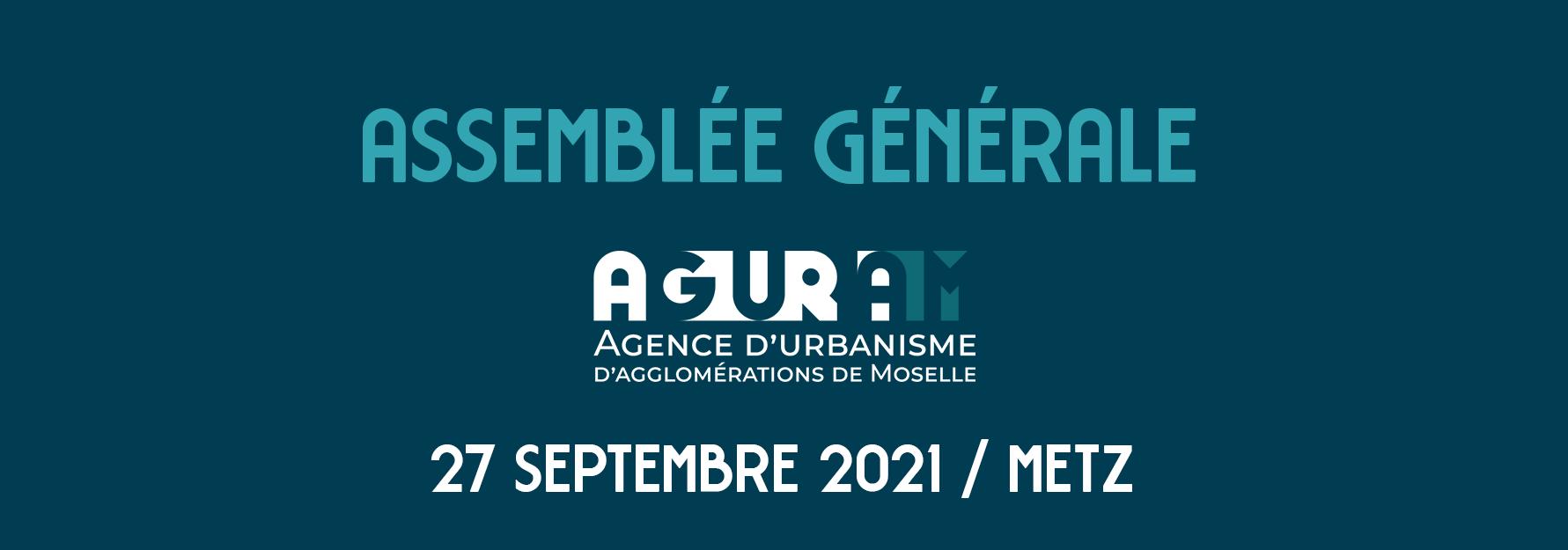 Assemblée générale : rendez-vous le 27 septembre à Metz